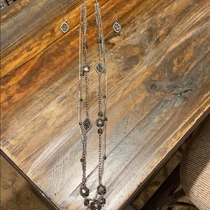 Earring & Necklace Combo!